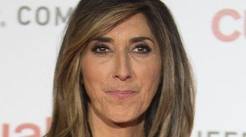 Paz Padilla, entre el amor de su marido y el triste recuerdo a Chiquito de la Calzada en Málaga