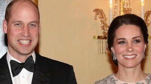Los Duques de Cambridge se convierten en padres de su tercer hijo