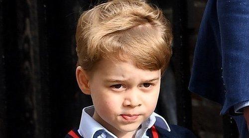 Los Príncipes Jorge y Carlota de Cambridge ya conocen a su hermano recién nacido