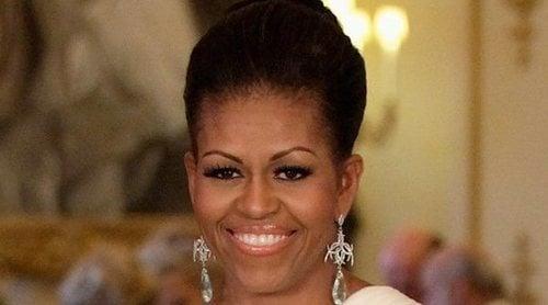 Michelle Obama sabe cuál es la forma más divertida de celebrar el nacimiento del tercer hijo de los Duques de Cambridge