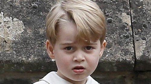 El cariñoso gesto del Príncipe Jorge con la Princesa Carlota al ir a conocer a su hermano recién nacido