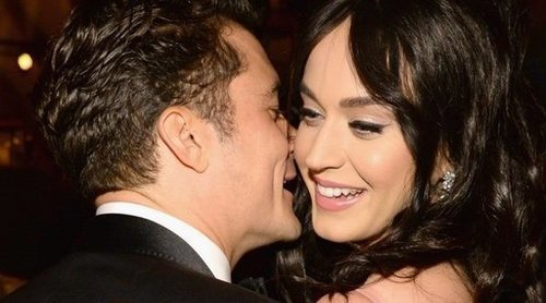 Katy Perry insinúa que podría haber vuelto con Orlando Bloom