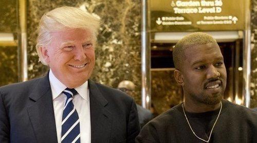 Kanye West muestra su apoyo incondicional a Donald Trump