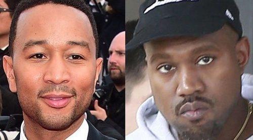 John Legend le pide a Kanye West que cambie su opinión sobre Donald Trump