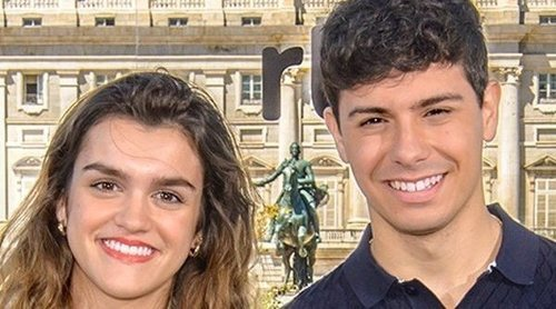 Alfred y Amaia se despiden en Madrid para poner rumbo a Eurovisión 2018
