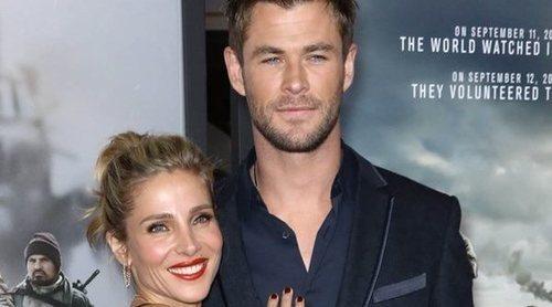 Chris Hemsworth, sobre Elsa Pataky: 'Si escucho el español, estoy en problemas'