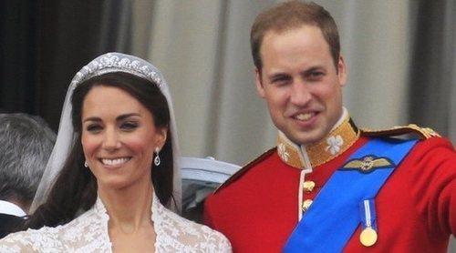 Los Duques de Cambridge celebran sus siete años de matrimonio en un momento de gran felicidad