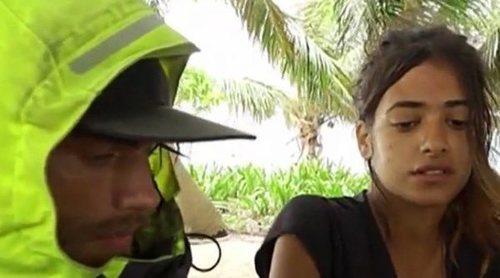 Crece la preocupación de los compañeros de Raquel Mosquera por su estado de salud en 'Supervivientes 2018'
