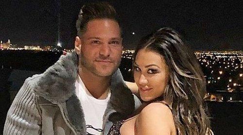 Ronnie Ortiz-Magro se pelea a través de la redes sociales con su novia y madre de su hija