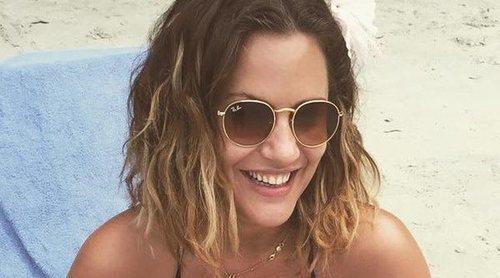 Caroline Flack se compromete con su polémico novio Andrew Brady