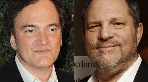 Quentin Tarantino y otras estrellas reclaman su dinero a Harvey Weinstein en concepto de royalties