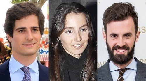 Los Alba, los Suárez, los Solís... la nobleza española renueva sus caras