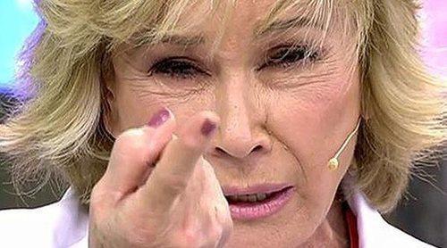 Mila Ximénez explota contra Gustavo González y Antonio Montero: '¿Habláis de dignidad vosotros?'