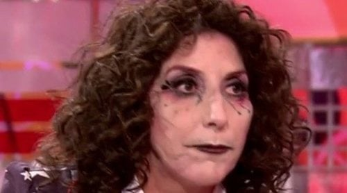 Paz Padilla pide perdón a sus compañeros de 'Sálvame': 'A veces hacía preguntas que sabía que hacían daño'