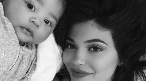 Kylie Jenner revela por qué llamó a su hija Stormi en una entrevista con Kim Kardashian