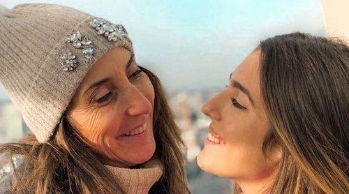 El bonito mensaje de Anna Ferrer a su madre Paz Padilla: 'Eres todo lo que cualquier persona querría ser'