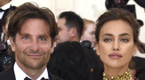 Irina Shayk y Bradley Cooper posan por primera vez juntos en la Met Gala 2018
