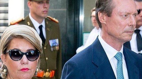 La reunión de la Familia Real de Luxemburgo: presencias inesperadas y ausencias extrañas