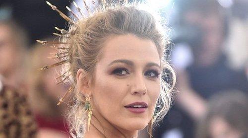 Blake Lively, una de las grandes protagonistas de la alfombra roja de la Met Gala 2018