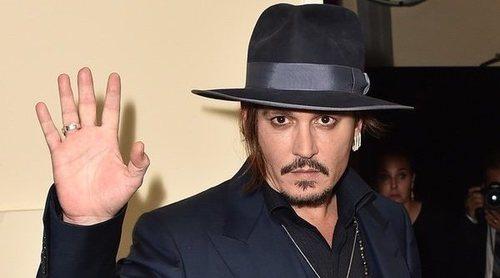 Johnny Depp, acusado de intentar agredir a un trabajador tras beber durante un rodaje