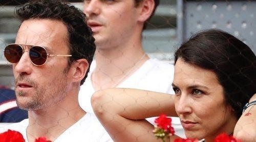 Irene Junquera, abrazada a Pablo Puyol en el romántico concierto de Pablo López