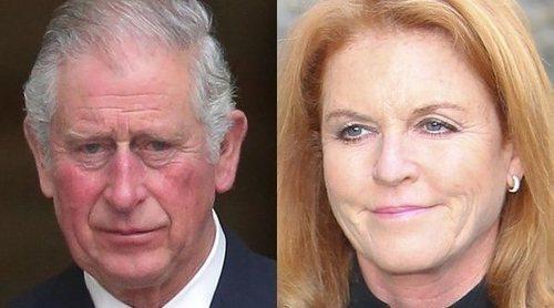 El Príncipe Carlos se cobra su venganza y excluye a Sarah Ferguson de uno de los eventos de la boda real