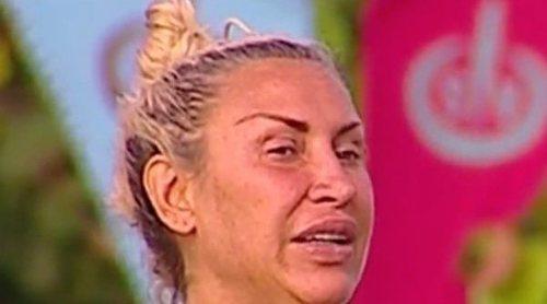 Raquel Mosquera no perdona a Romina Malaspina y la deja con las ganas de reconciliarse en 'SV18'