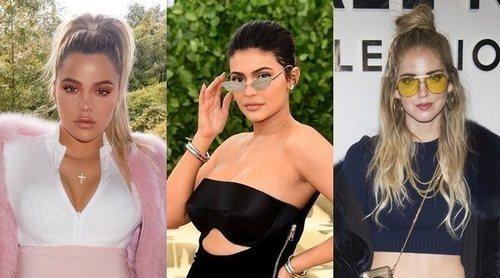 Khloé Kardashian, Kylie Jenner, Chiara Ferragni y su primer Día de la Madre en Estado Unidos