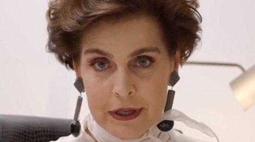 Antonia Dell'Atte y su mensaje a Ana Rosa Quintana en 'Ven a cenar conmigo: Gourmet Edition'