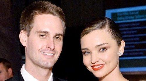 Miranda Kerr y Evan Spiegel se convierten en padres de su primer hijo en común