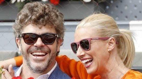 La romántica tarde de tenis de Anne Igartiburu y Pablo Heras-Casado