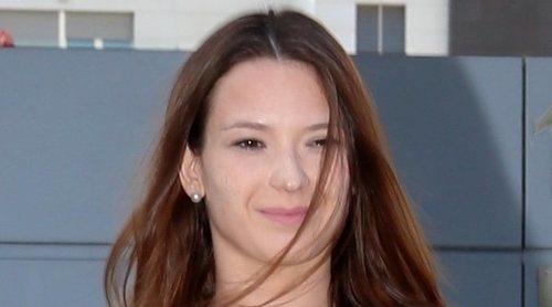Yana Olina, pillada entrando en la casa de David Bustamante