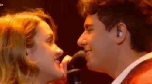 Reacciones a la actuación de Amaia y Alfred con 'Tu canción' en Eurovisión 2018: 'Habéis estado brillantes'