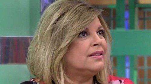 Terelu Campos amenaza con irse de 'Sálvame' tras una fuerte discusión con Rafa Mora