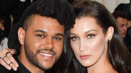 Bella Hadid y The Weeknd, pillados besándose en el festival de Cannes 2018