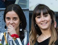 Aitana o Victoria Federica y Jaime de Marichalar no se pierden el Madrid Open 2018