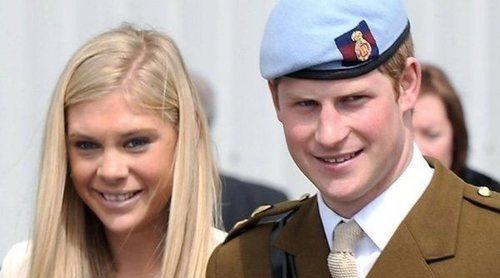 La sorprendente relación entre la exnovia del Príncipe Harry y el mejor amigo de Meghan Markle