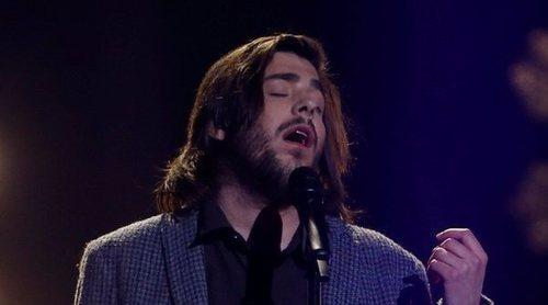 Salvador Sobral vuelve al escenario de Eurovisión plenamente recuperado tras su trasplante de corazón