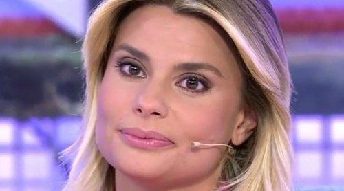 María Lapiedra incumple el convenio de divorcio con Mark Hamilton días después de firmarlo en 'Sálvame Deluxe'