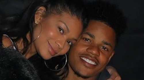 Chanel Iman y Sterling Shepard esperan su primer hijo en común