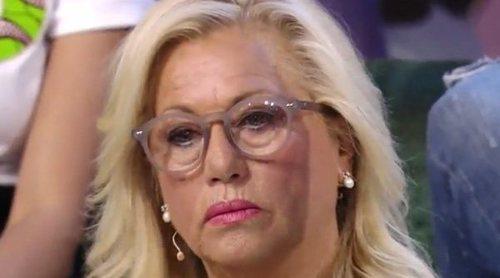 Mayte Zaldívar asegura que Sofía Suescun y Logan se han besado más de una vez en 'Supervivientes 2018'