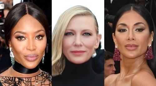 Naomi Campbell, Cate Blanchett y Nicole Scherzinger, espectaculares en la alfombra roja de 'BlacKkKlansman'
