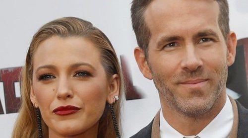 Ryan Reynolds y Blake Lively, más enamorados que nunca durante la promoción de 'Deadpool 2'