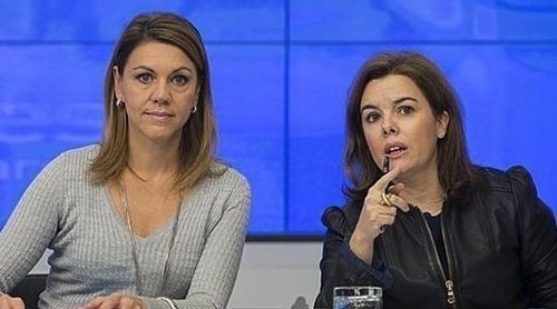 Enemigas Íntimas: Soraya Sáenz de Santamaría, María Dolores de Cospedal y su infinita guerra dentro del PP