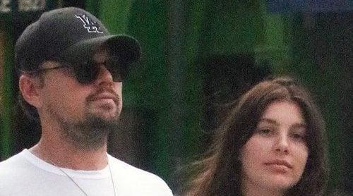 Leonardo DiCaprio y Camila Morrone ya no se esconden y pasean juntos por las calles de Nueva York