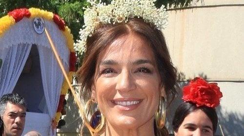 Raquel Bollo, sobre el estado de salud de Kiko Rivera en El Rocío 2018: 'Creo que va mejorando'