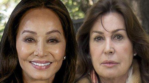 Amiguísimas: Isabel Preysler y Carmen Martínez-Bordiú, toda una vida de amistad de altos vuelos