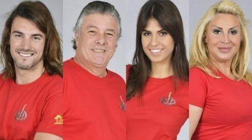 Logan Sampedro, Francisco, Sofía Suescun y Raquel Mosquera son los nuevos nominados de 'SV 2018'