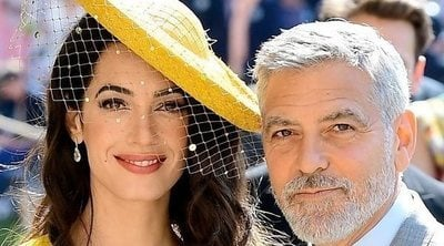 Glamour en la boda del Príncipe Harry y Meghan Markle: de los Beckham a los Clooney y los actores de 'Suits'