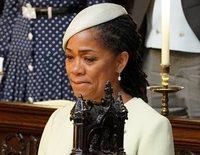 De la soledad de Meghan Markle camino al altar a las lágrimas de emoción de Doria Ragland en la boda real